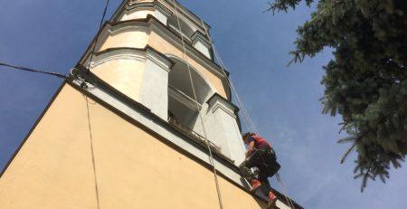 восстановление церкви